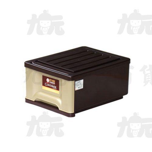 【九元生活百貨】聯府GT-092抽屜整理箱置物收納GT092