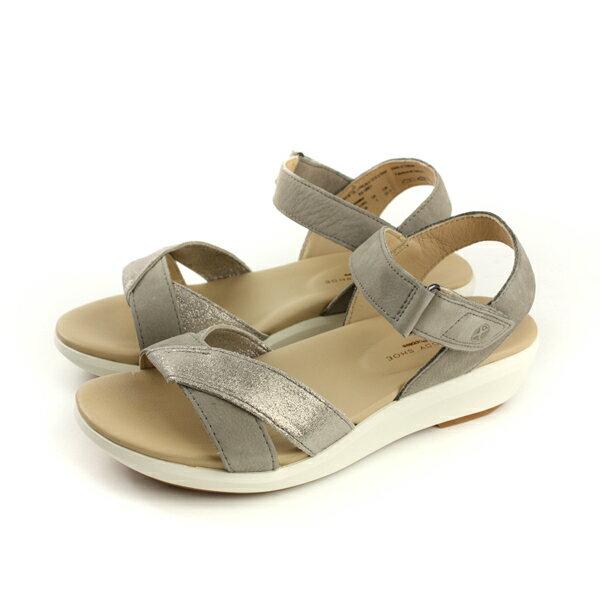 HushPuppies涼鞋灰色女鞋6182W187211no106
