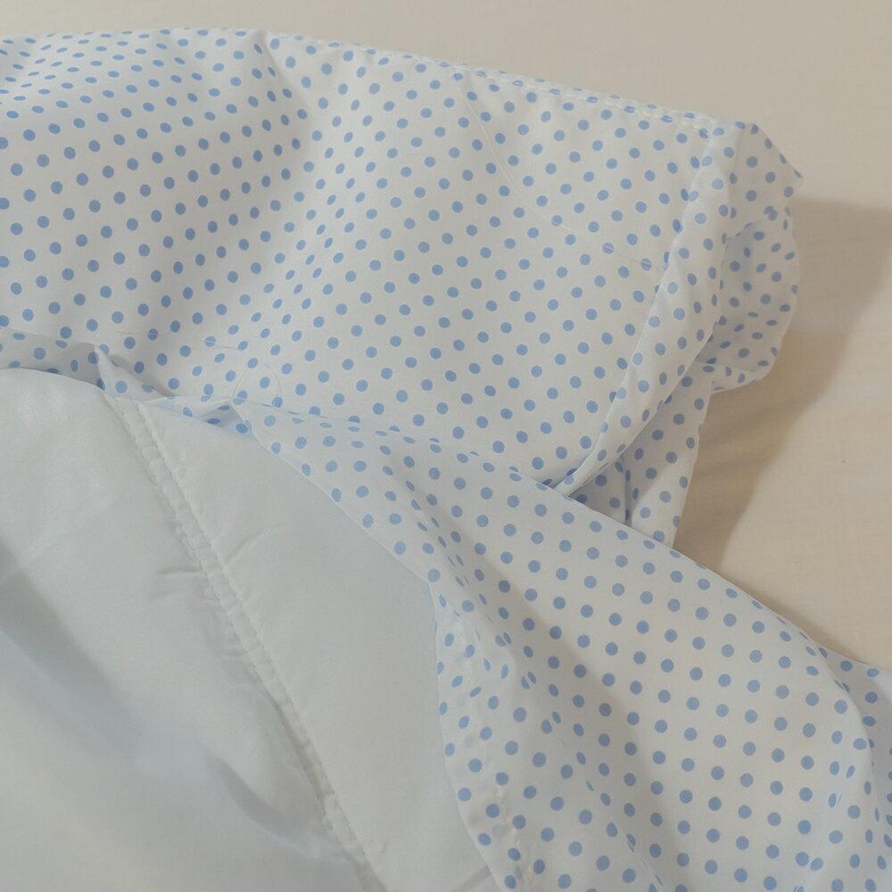 【點點】日系床包式保潔墊(尺寸可選)抗菌防蟎防污 台灣製 厚實鋪棉 可水洗 好窩生活節 4