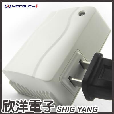 ※ 欣洋電子 ※ HONG CHI 鴻機科技 突波過載保護防災插頭(隨插即用) / HB01