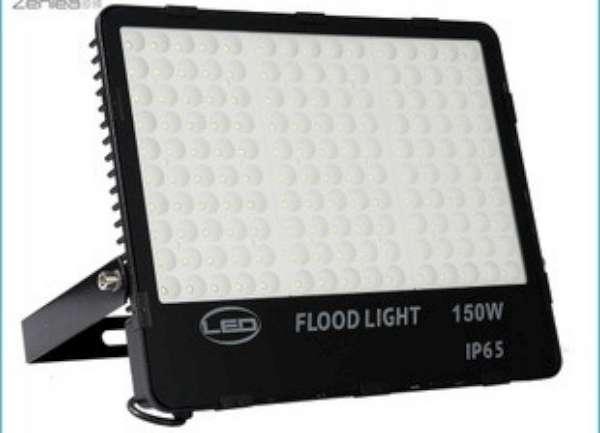 2017年新款150W投光燈110V~220V薄型保固一年國際認證戶外燈投射燈