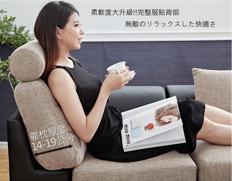 日本超人氣~Royal Glory皇家酷斯拉-超善變L型沙發 / 布沙發★班尼斯國際家具名床 6