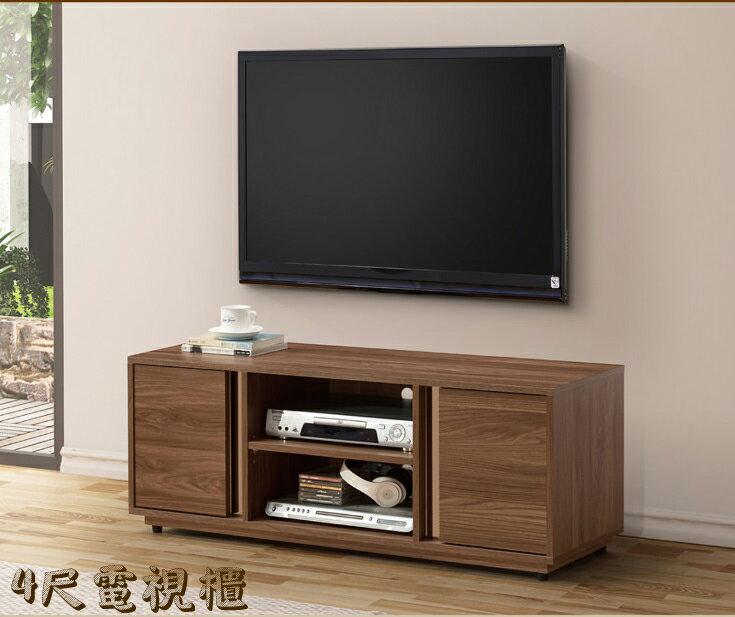 【尚品傢俱】858-24 曼凌 4尺 / 5尺 / 6尺電視櫃~~另有石面電視櫃~~