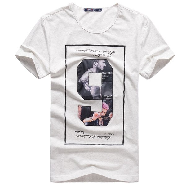 T恤.潮T.Tshirt 情侶裝.純棉.情侶T恤.短T.人像照片9【A31030】艾咪E舖.班服 1