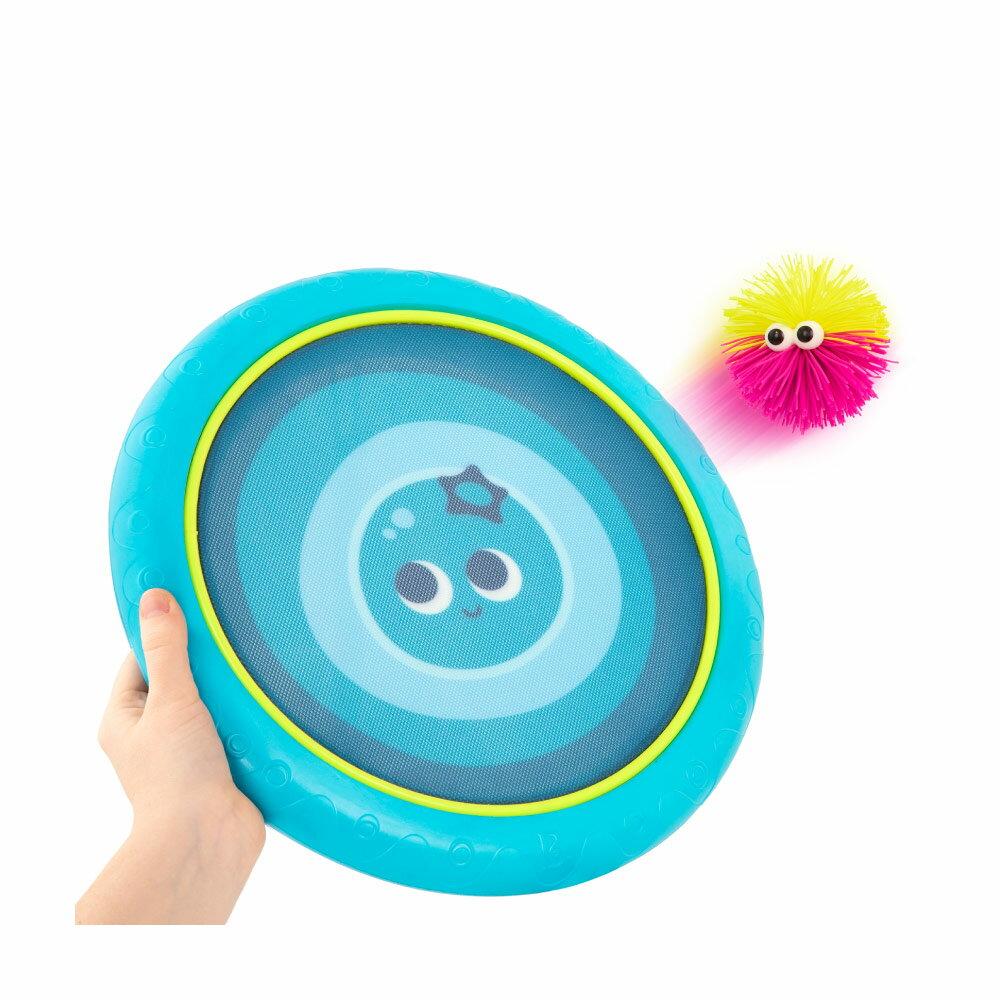 【淘氣寶寶】 美國 B.Toys 感統玩具 擊可球援雙拍檔
