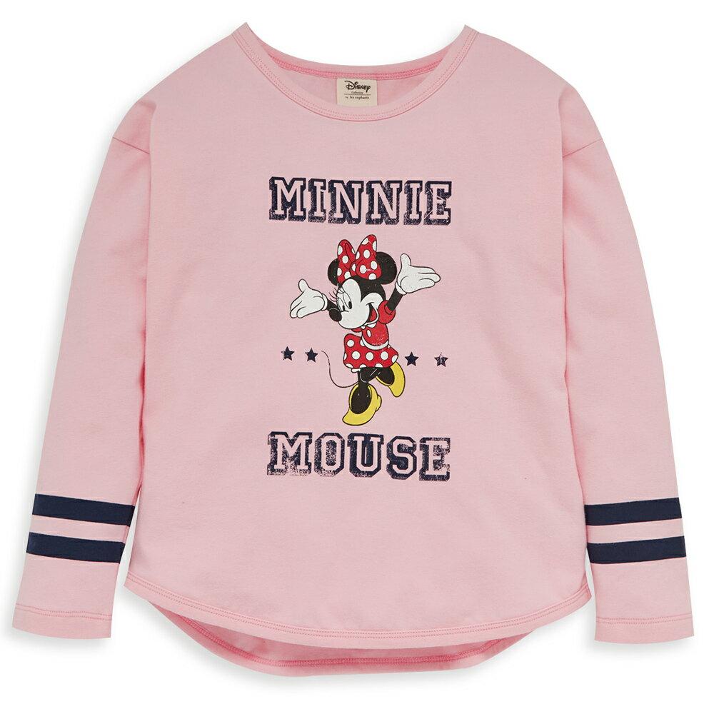 Disney 米妮系列運動甜心上衣-熱情粉(好窩生活節) - 限時優惠好康折扣