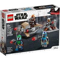 星際大戰 LEGO樂高積木推薦到樂高LEGO 75267 Star Wars TM 星際大戰系列 -  Mandalorian Battle Pack就在東喬精品百貨商城推薦星際大戰 LEGO樂高積木
