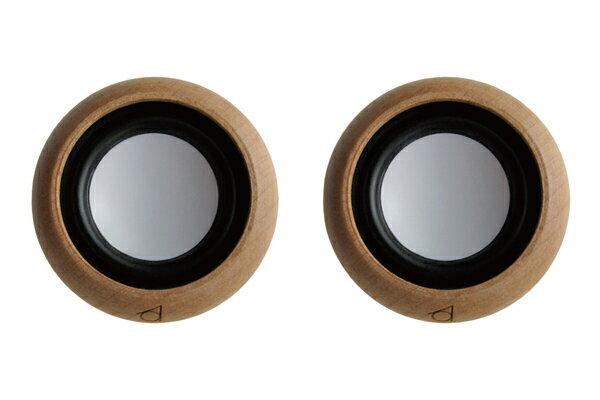 [Acousdea耳酷點子]兩個圓圓這麼大一個
