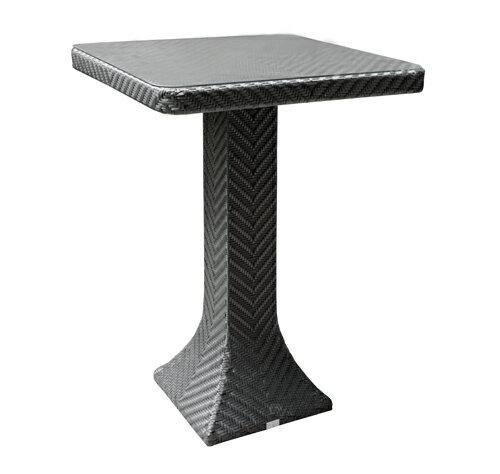 DORIC 多利克 方型吧檯桌 戶外家具【7OCEANS七海休閒傢俱】EXPRESSO 黑褐色 0