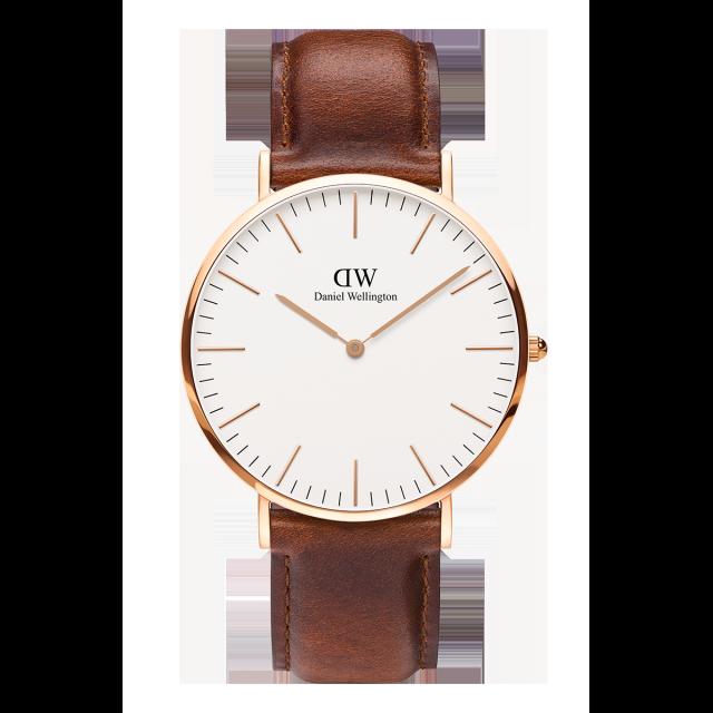 【Daniel Wellington】DW手錶CLASSIC ST MAWES 40MM(免費贈送另一組表帶)【全店免運】 0