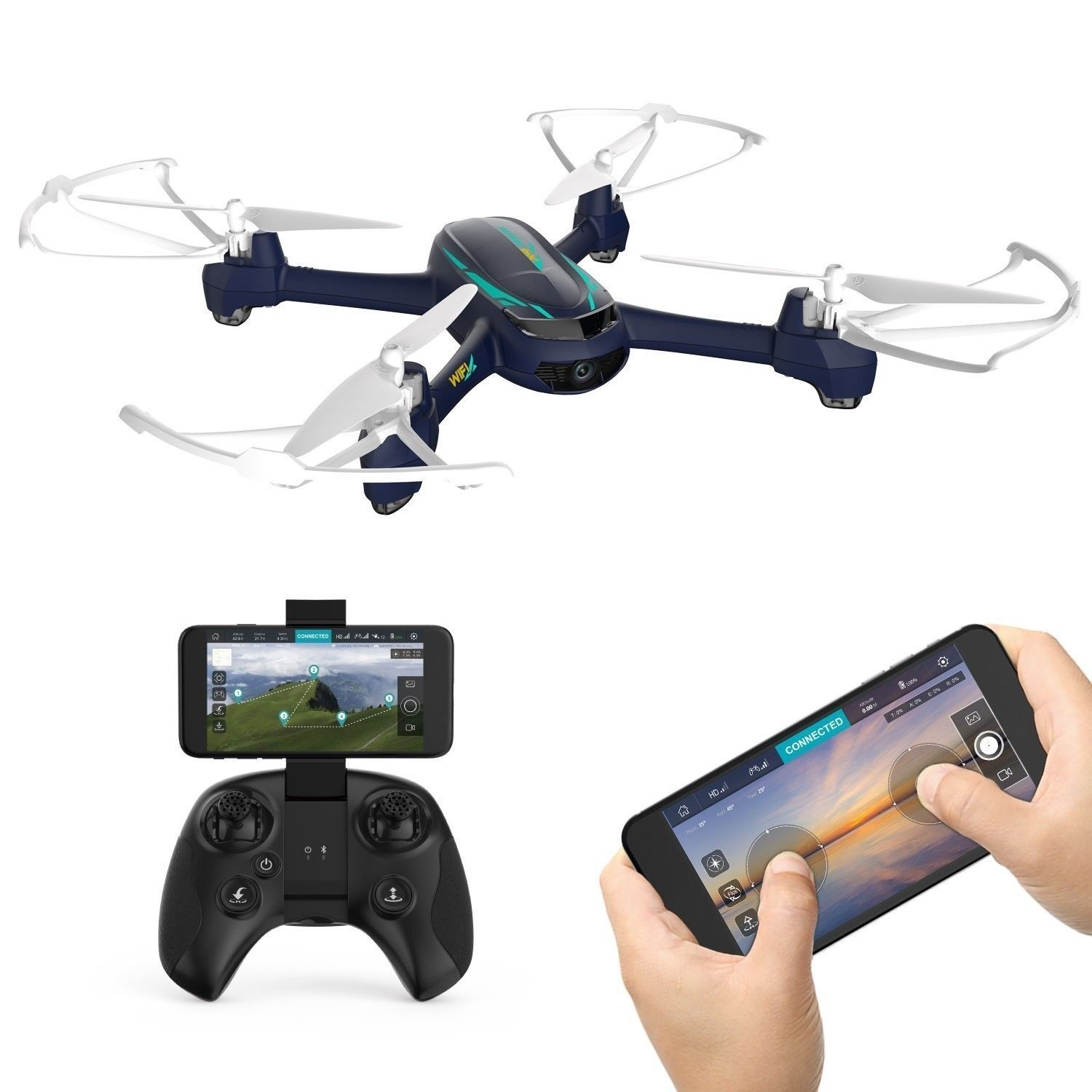 Altatac: AEE A10 Sparrow 360 HD WiFi Quadcopter Drone and
