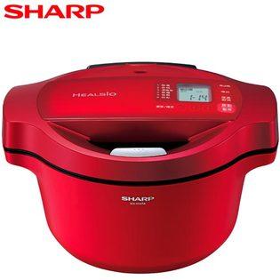 【領券9折】展示機出清! SHARP 夏普KN-H16TA 1.6L 0水鍋無水鍋 日本製造 99購物節