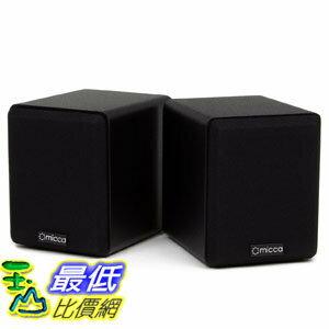 <br/><br/>  [106美國直購] Micca COVO-S Compact 2-Way Bookshelf Speakers<br/><br/>