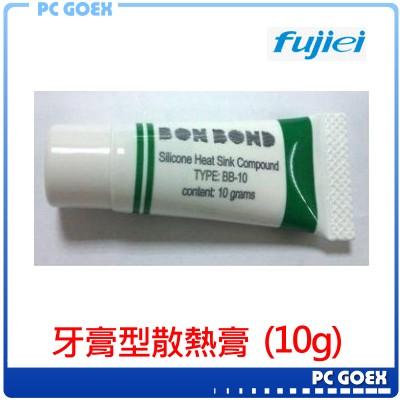 牙膏型散熱膏-10g ☆pcgoex 軒揚☆