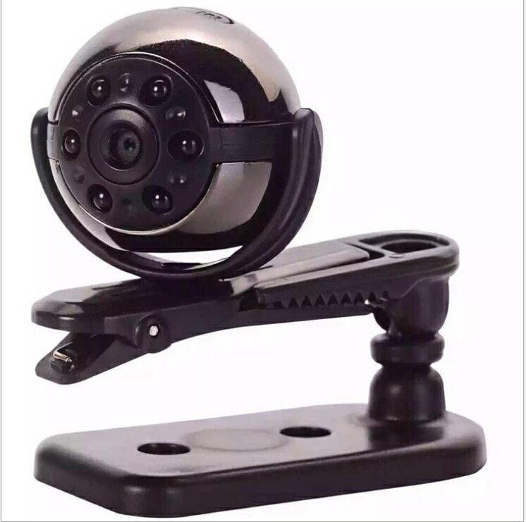 迷你攝影機 1080P 高清 圓形微型攝影機 夜視紅外線 360°旋轉全景 自拍 針孔 舉證 居家監控