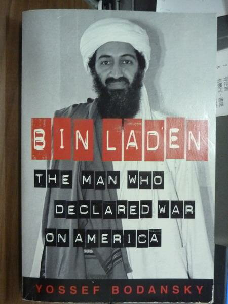 ~書寶 書T5/原文書_QGJ~Bin Laden:The Man Who…America