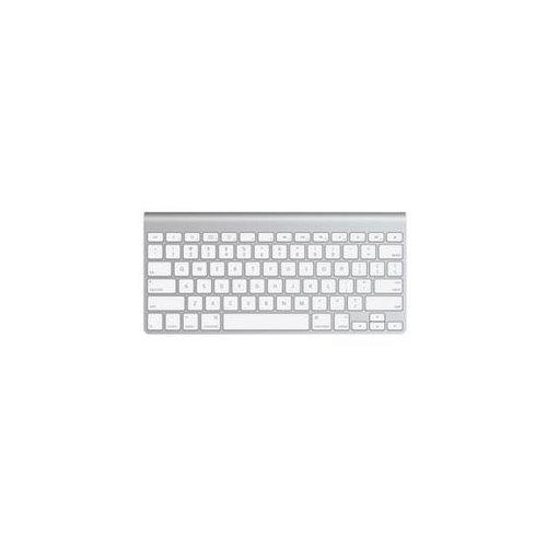 Apple Wireless Keyboard - Wireless Connectivity - Bluetooth - Silver 0