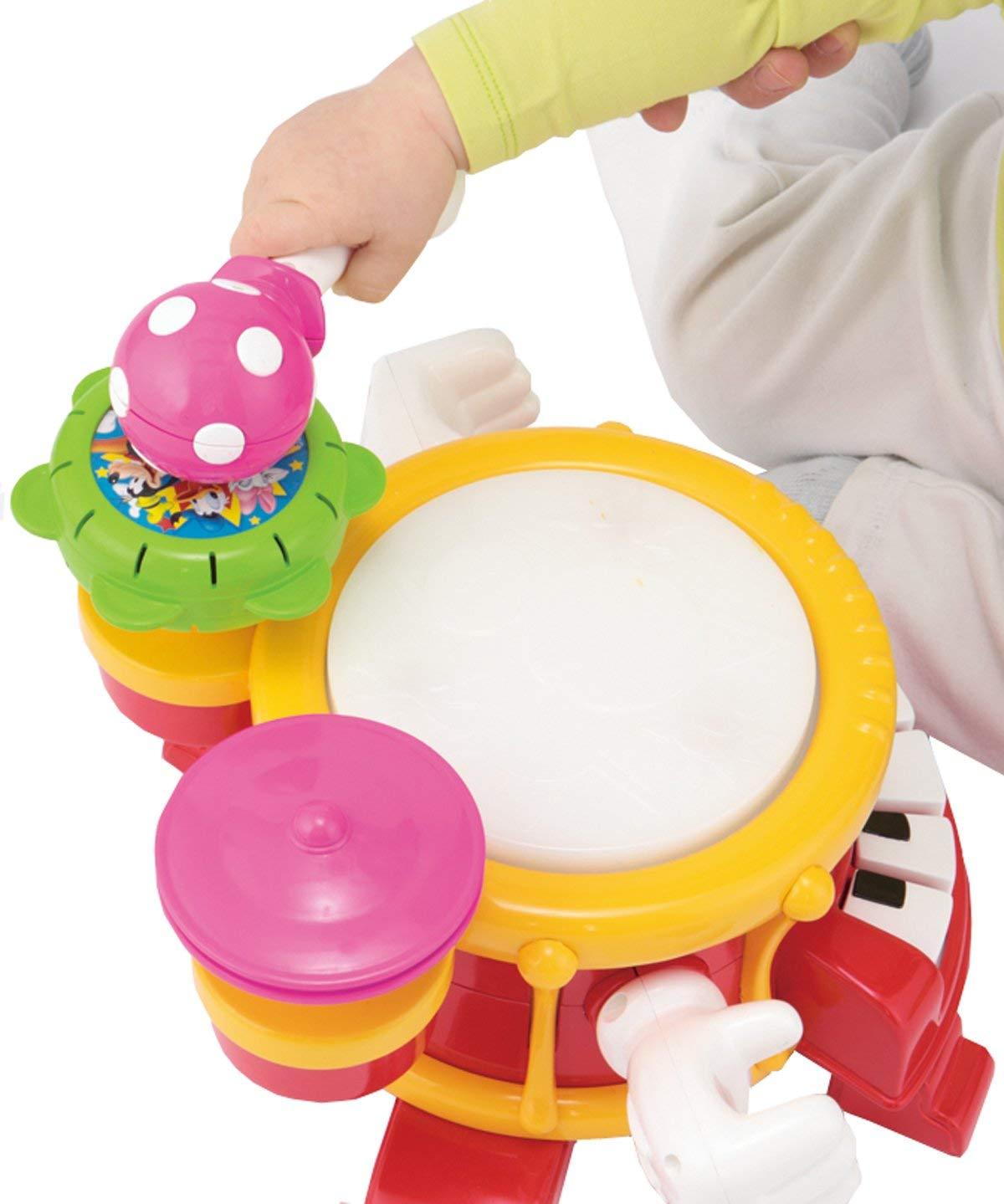 日本TAKARA TOMY / 幼兒統感音樂玩具 / MTAA-C07-S301。1色。(3980*2.4)-日本必買 日本樂天代購 8