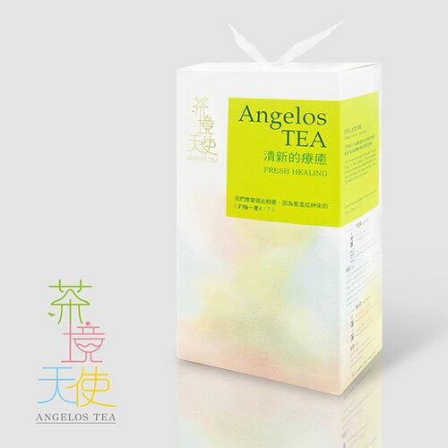 【茶境天使】阿里山金萱 (茶包 冷泡茶)