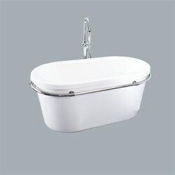 HCG壓克力浴缸(不含水龍頭)150x80x57cm/F8870N