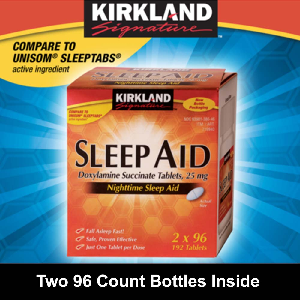 Geekzany: Kirkland Signature AllerClear Non-Drowsy 24 Hour