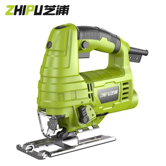 切割機電動鋸曲線鋸木工多 電鋸家用手持木板線鋸小型切割機工具 玩趣3C