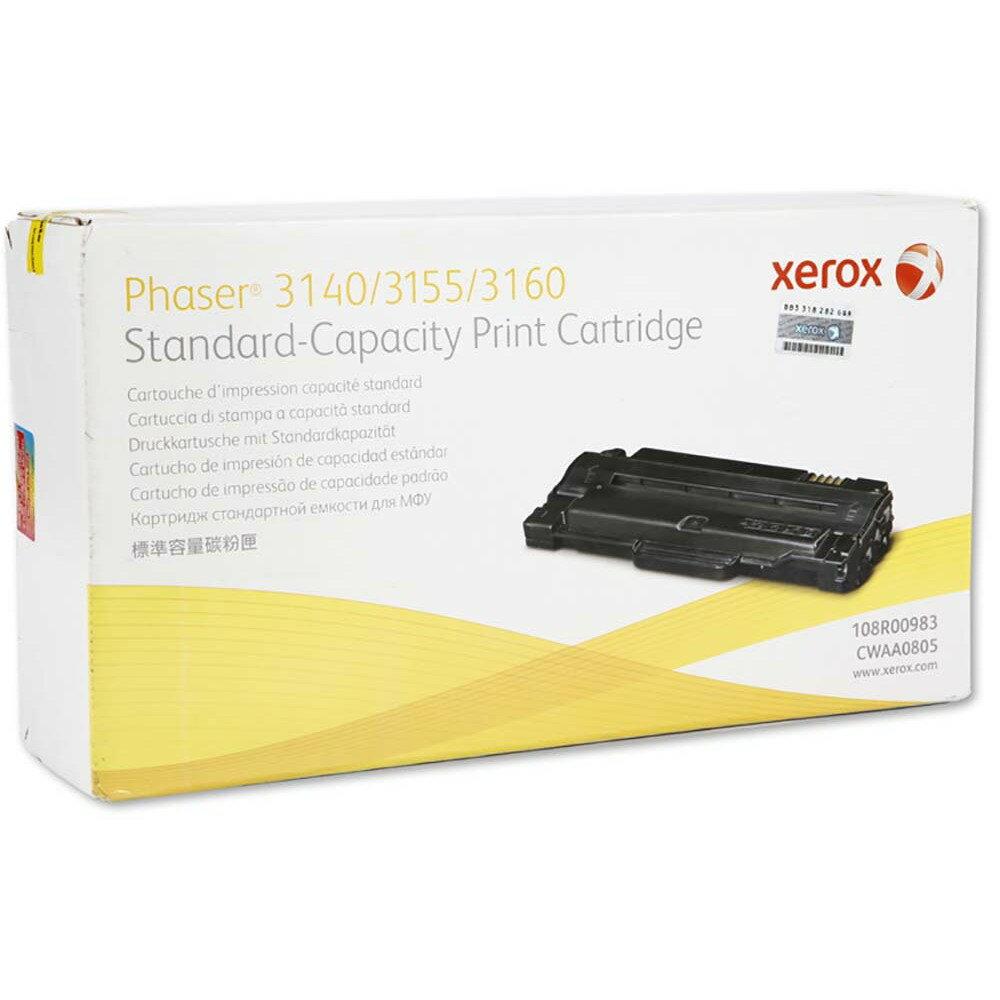富士全錄 Fuji Xerox CWAA0805 原廠原裝三合一標準容量碳粉匣(適用 P3155, P3160N)