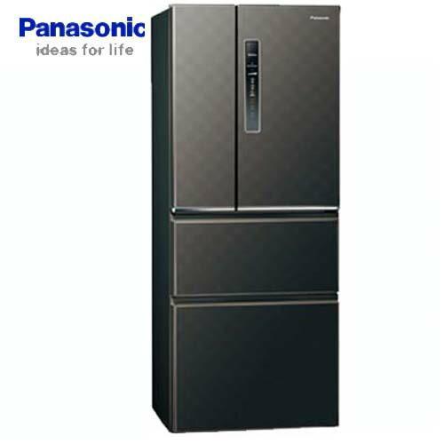 Panasonic 國際 NR-D619HV-K 610L 四門冰箱 星空黑 ECONAVI 智慧節能科技 無邊框鋼板系列 變頻 新1級能源效率 VIP真空斷熱材