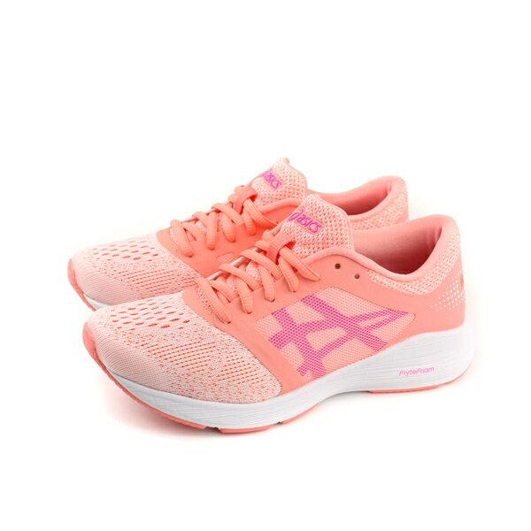 亞瑟士ASICSRoadHawkFFGS運動鞋童鞋粉橘色大童C743N-0620no300