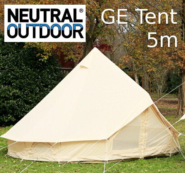 Neutral Outdoor GE Tent 5 帳篷 NT-TE06 台北山水