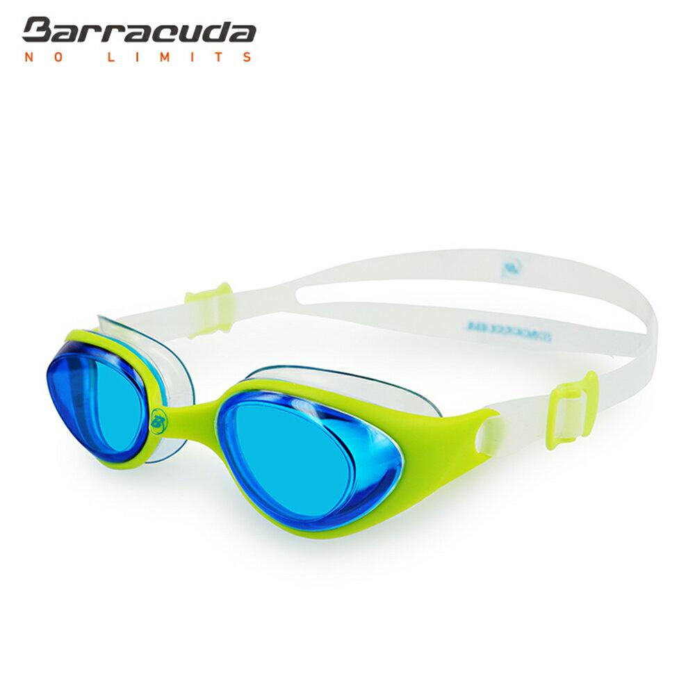 美國巴洛酷達Barracuda兒童抗UV防霧泳鏡-FUTURE#73155 2