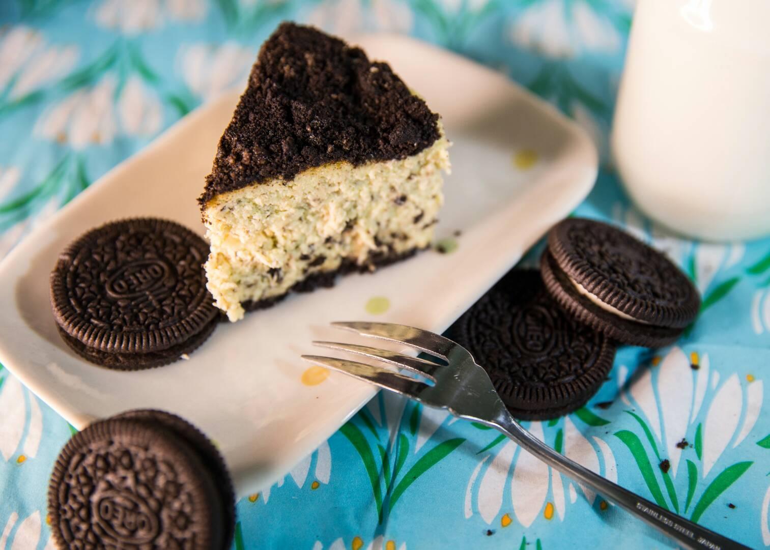 【品鑫蛋糕坊】oreo重乳酪蛋糕 5吋