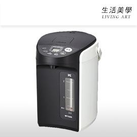 嘉頓國際 日本進口 TIGER【PIQ-A300】3公升 無蒸氣 快速煮沸 防止空燒 節能省電