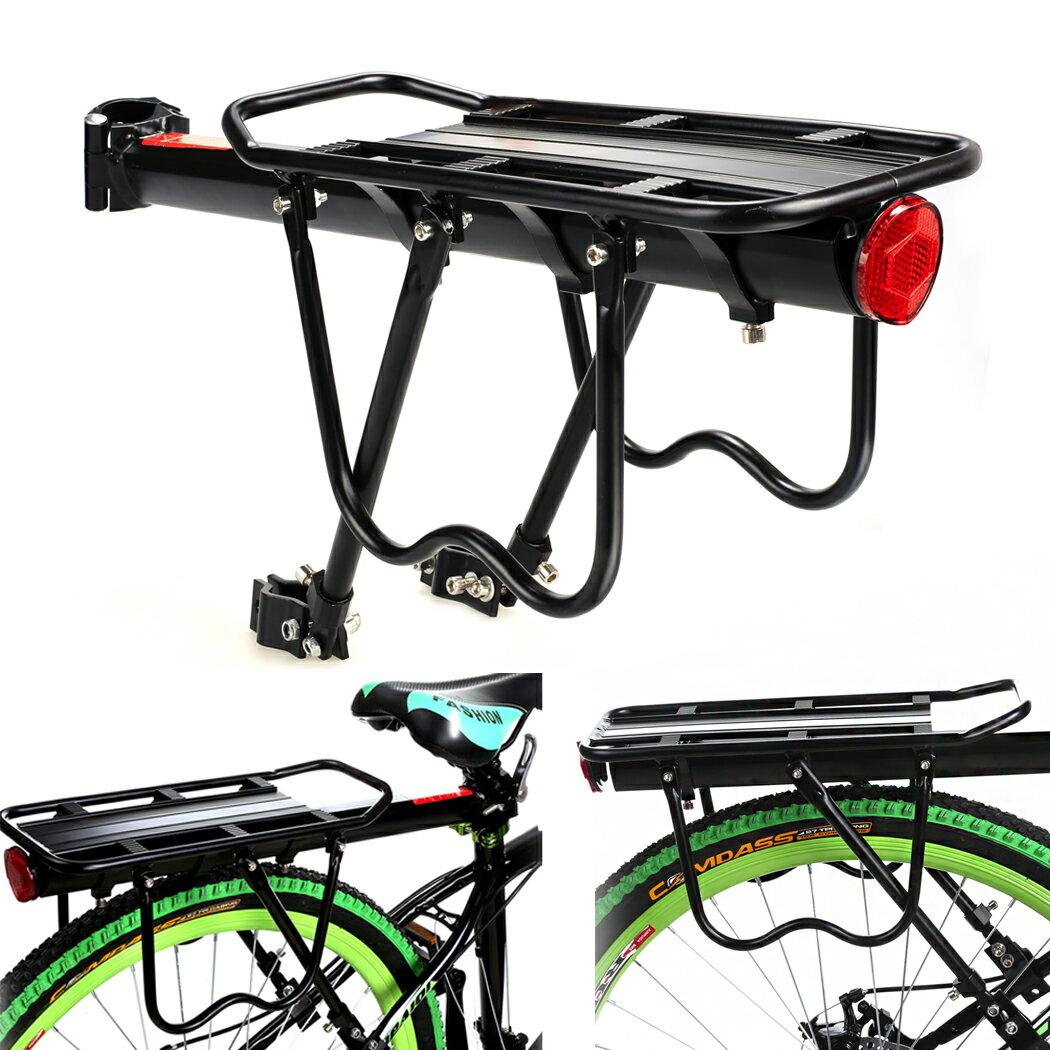 Practical 50 Kg Capacity Bike Rear Racks Bicycle Back Carriage 0