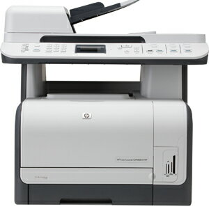 HP LaserJet CM1312NFI Multifunction Printer - 12 ppm Mono - 8 ppm Color - 600 x 600 dpi - Fax, Copier, Scanner, Printer 1
