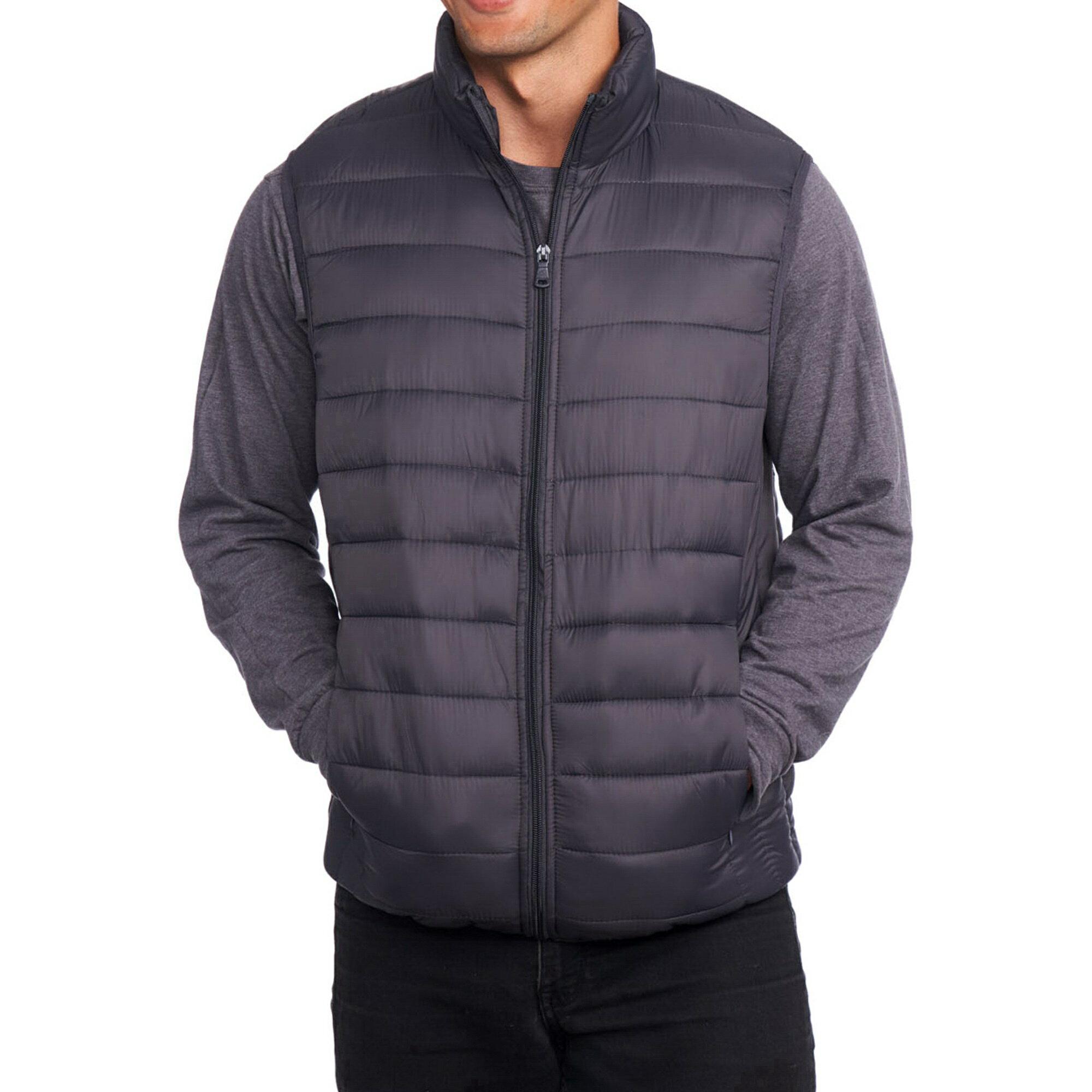 Down Mens Vest Packable Jacket Swiss Alpine Lightweight Alternative Puffer vN8m0nw
