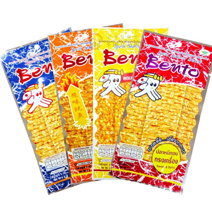 泰國 Bento 超味魷魚6g小包裝[TH885032301]千御國際