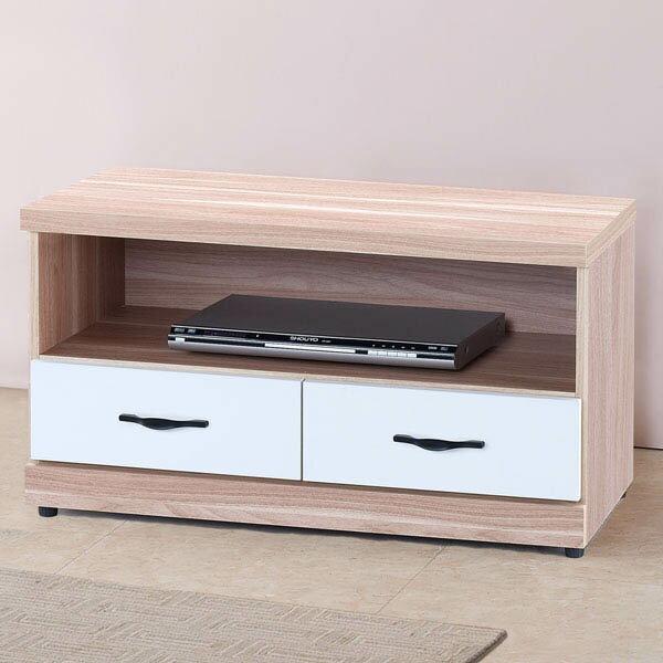 電視櫃 視聽櫃 收納櫃 置物櫃 客廳收納《Yostyle》溫蒂3尺電視櫃