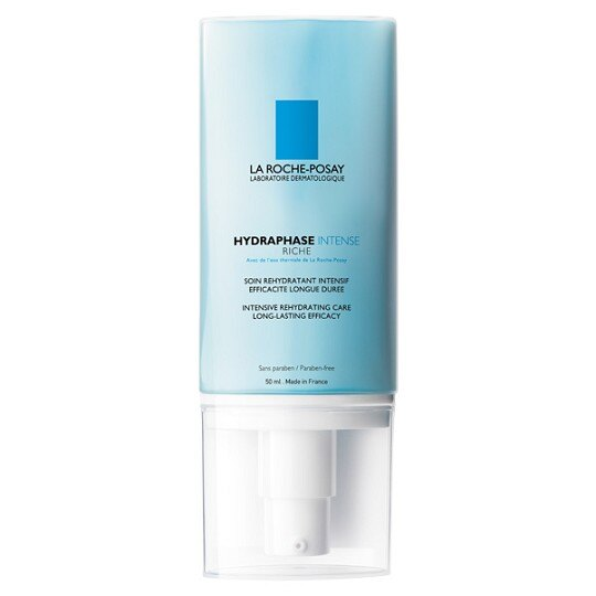 理膚寶水 全日長效玻尿酸修護保濕乳-潤澤型 50ml