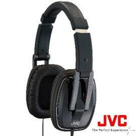 <br/><br/>  志達電子 HA-M750 JVC 折疊全罩 耳罩式耳機 碳纖維材質耳墊 適用於單耳監聽 (公司貨) 門市提供試聽服務<br/><br/>