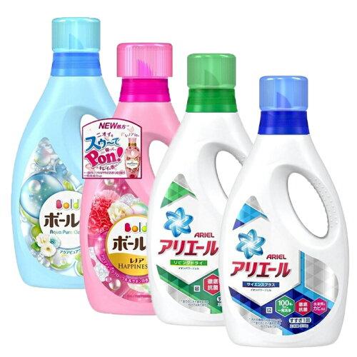 日本Ariel二合一洗衣精5入