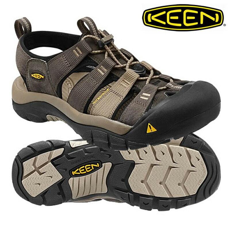 【鄉野情戶外專業】 Keen |美國|  Newport H2 越野護趾涼鞋 運動涼鞋 男款 _1012202