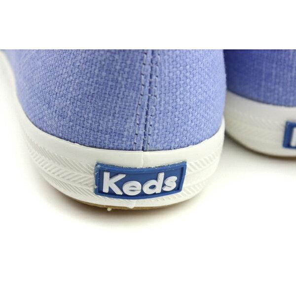 Keds CHAMPION CHALKY CANVAS 帆布鞋 粉藍 女鞋 9182W122460 no286 2