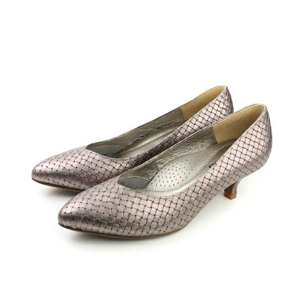 HUMAN PEACE 高跟鞋 戶外休閒鞋 銅色 女鞋 no243 0