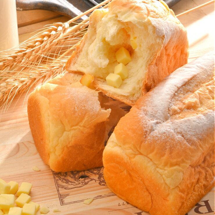 黃金乳酪 鮮奶煉乳吐司︱405g/條︱高品質乳酪丁,不加一滴水, 100%鮮奶吐司