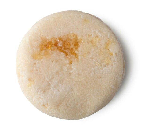 【免運】LUSH代購✈英國直送▶▶▶Lush焦糖布丁洗髮餅LushHoneyIWashedMyHairShampooBar