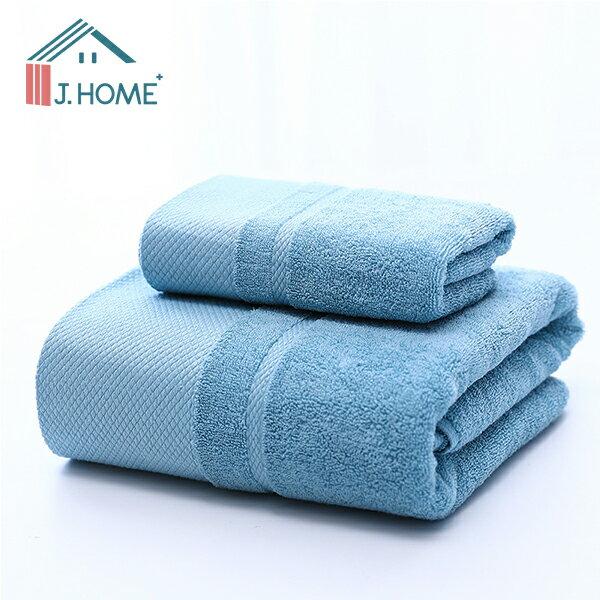 歐美風 - 純棉大浴巾 J HOME+ 就是家 2