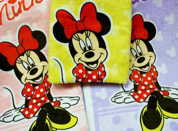 【Disney迪士尼-BPD830A】淑女米妮小浴巾 1入