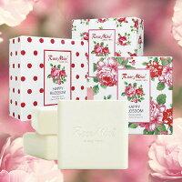 母親節禮物推薦飾品:護手霜、香水、臉部及身體保養到韓國 evas玫瑰香水香皂禮盒3顆入【櫻桃飾品】【21344】