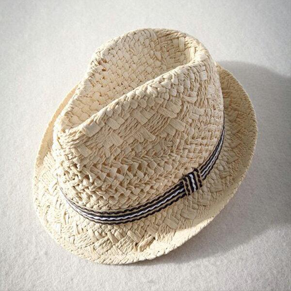 PS Mall 男童女童遮陽帽出遊帽超時尚鏤空兒童【B016】 1